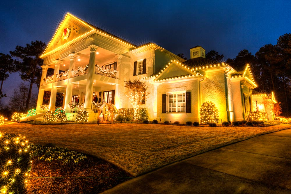 Christmas Outdoor Lighting
