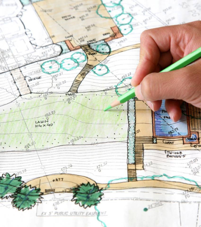Estimates Landscape Planning and Design in Woodstock, GA and Metro Atlanta Area